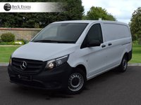 USED 2017 17 MERCEDES-BENZ VITO 1.6 111 CDI 1d 114 BHP LONG WHEEL BASE  LONG WHEEL BASE