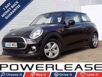 USED 2015 65 MINI HATCH COOPER 1.5 COOPER D 3d 114 BHP FREE TAX KEYLESS START