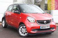 USED 2015 64 SMART FORFOUR 1.0 PASSION 5d 71 BHP
