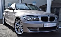 2009 BMW 1 SERIES 2.0 120D SE 2d 175 BHP STOP/START TECHNOLOGY  £8990.00