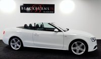 2013 AUDI A5 2.0 TDI S LINE SPECIAL EDITION 2d 175 BHP £13950.00