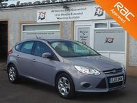 USED 2013 13 FORD FOCUS 1.6 EDGE TDCI 95 5d 94 BHP 1 Owner ,4 Service stamps, Bluetooth , DAB Radio , Voice activated controls