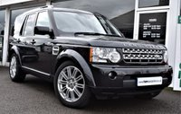 2013 LAND ROVER DISCOVERY 4 3.0 4 SDV6 HSE 5d AUTO 255 BHP £27990.00