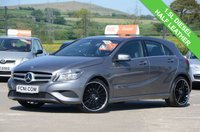USED 2013 13 MERCEDES-BENZ A CLASS 1.5 A180 CDI SPORT  **MOUNTAIN GREY//HALF LEATHER**