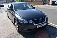 USED 2008 58 LEXUS GS 3.5 450H SE-L 4d AUTO 345 BHP HYBRID PETROL ELECTRIC NO DEPOSIT FINANCE AVAILABLE
