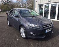 USED 2012 12 FORD FOCUS 1.0 ZETEC ECOBOOST 100 BHP THIS VEHICLE IS AT SITE 2 - TO VIEW CALL US ON 01903 323333