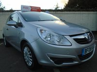 USED 2008 08 VAUXHALL CORSA 1.2 LIFE 16V 3d 80 BHP GUARANTEED TO BEAT ANY 'WE BUY ANY CAR' VALUATION ON YOUR PART EXCHANGE