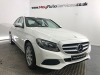 USED 2016 16 MERCEDES-BENZ C CLASS 2.1 C220 D SE EXECUTIVE 4d AUTO 170 BHP