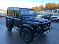 2015 LAND ROVER DEFENDER KHAN CHELSEA TRUCK 2.2 TD XS STATION WAGON  £52500.00