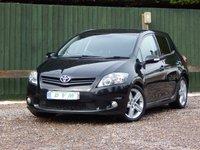 2010 TOYOTA AURIS 1.6 SR VALVEMATIC 5d 132 BHP £4970.00