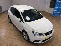 2015 SEAT IBIZA 1.4 TOCA 5d 85 BHP £8495.00