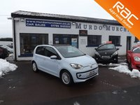 USED 2012 12 VOLKSWAGEN UP 1.0 HIGH UP BLUEMOTION TECHNOLOGY 5d 74 BHP