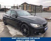 2015 BMW 4 SERIES 420D M SPORT GRAN COUPE £17995.00
