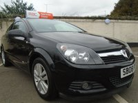 2008 VAUXHALL ASTRA 1.6 SXI 3d 115 BHP £SOLD