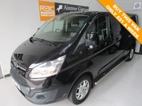 USED 2014 14 FORD TRANSIT CUSTOM 2.2 290 LIMITED LR DCB 1d 153 BHP CHEAPEST IN THE UK NO VAT