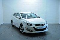 2014 HYUNDAI I40 1.7 CRDI ACTIVE BLUE DRIVE 5d 114 BHP £6395.00