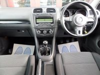USED 2010 59 VOLKSWAGEN GOLF 1.6 SE TDI 5d 103 BHP ** S/HISTORY * CRUISE ** ** CRUISE CONTROL **