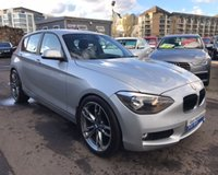 USED 2014 BMW 1 SERIES 116D EFFICIENTDYNAMICS