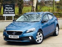 USED 2015 VOLVO V40 1.6 D2 CROSS COUNTRY LUX NAV 5d 113 BHP Heated Fr seats, Full Leather