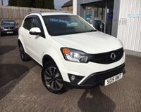USED 2015 15 SSANGYONG KORANDO 2.0 LIMITED EDITION 5d 147 BHP