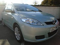 USED 2007 07 MAZDA MAZDA 5 1.8 TS2 5d 115 BHP GUARANTEED TO BEAT ANY 'WE BUY ANY CAR' VALUATION ON YOUR PART EXCHANGE