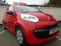 2008 CITROEN C1 1.0 RHYTHM 5d 68 BHP £SOLD