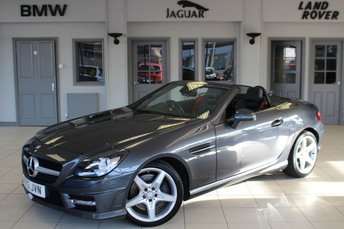 2013 MERCEDES-BENZ SLK 3.5 SLK350 BLUEEFFICIENCY AMG SPORT 2d AUTO 306 BHP £16970.00