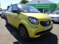 USED 2015 65 SMART FORFOUR 1.0 NIGHT SKY PRIME PREMIUM 5d 71 BHP **JUST ARRIVED**TEST DRIVE TODAY**£0 DEPOSIT FINANCE AVAILABLE**