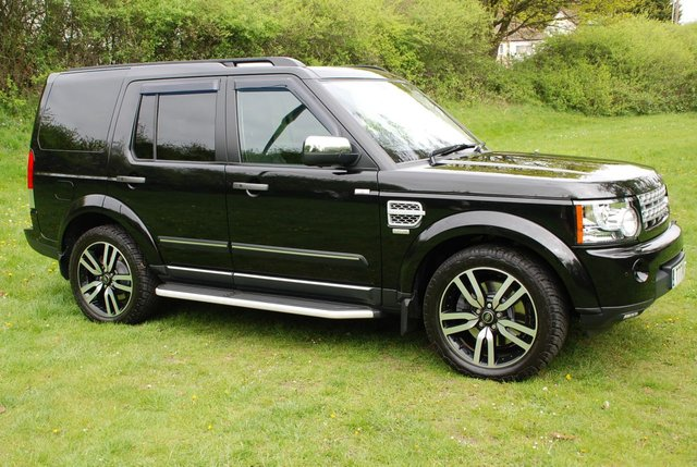 2013 13 LAND ROVER DISCOVERY 4 3.0 SDV6 HSE AUTO [255 BHP]
