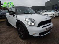 2011 MINI COUNTRYMAN 1.6 COOPER S ALL4 5d 184 BHP £8990.00