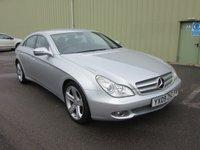 2009 MERCEDES-BENZ CLS CLASS 3.0 CLS320 CDI 4d AUTO 222 BHP £11495.00