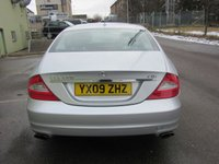 USED 2009 09 MERCEDES-BENZ CLS CLASS 3.0 CLS320 CDI 4d AUTO 222 BHP 2 PREV OWNERS IMMACULATE CAR