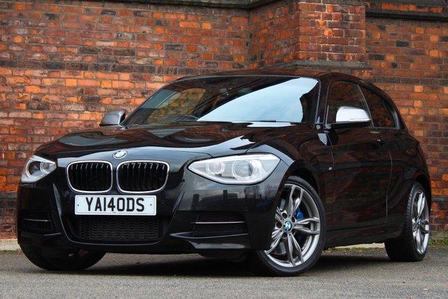 2014 14 BMW 1 SERIES 3.0 M135i M Sports Hatch (s/s) 3dr
