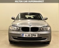USED 2011 11 BMW 1 SERIES 2.0 118D SPORT 5d 141 BHP +  SERVICE HISTORY +  AIR CON + AUX +
