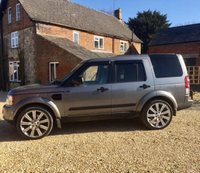 2011 LAND ROVER DISCOVERY 3.0 4 TDV6 HSE 5d AUTO 245 BHP BLACK PACK FSH £17995.00