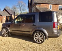 USED 2011 11 LAND ROVER DISCOVERY 3.0 4 TDV6 HSE 5d AUTO 245 BHP BLACK PACK FSH