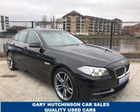 2014 BMW 5 SERIES 2.0 DIESEL SE AUTO £13495.00