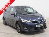 USED 2016 16 TOYOTA VERSO 1.8 VALVEMATIC TREND 5d AUTO 145 BHP ***1 owner, Full Service History, Toyota Warranty until March 2021, Sat Nav, Reversing Camera, Privacy Glass, 7 Seats, Auto, Front and Rear Parking Sensors, Cruise Control, Electrically Operated Folding Mirrors. Nationwide Delivery and Finance Available 9.9% APR Representative***