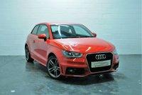 2012 AUDI A1 2.0 TDI S LINE 3d 143 BHP £8695.00
