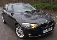 2014 BMW 1 SERIES 1.6 116D EFFICIENTDYNAMICS 5d 114 BHP £9750.00