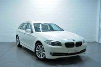 2013 BMW 5 SERIES 2.0 520D SE TOURING 5d AUTO 181 BHP £11395.00