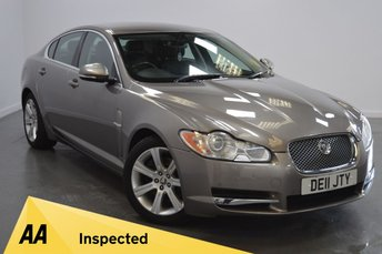 2011 JAGUAR XF 3.0 V6 LUXURY 4d AUTO 240 BHP £10470.00