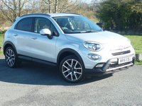 USED 2016 16 FIAT 500X 1.4 MULTIAIR CROSS PLUS 5d 140 BHP
