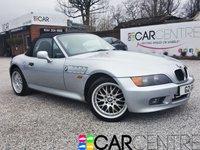 1999 BMW Z3 1.9 Z3 ROADSTER 2d 138 BHP £1495.00
