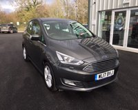 USED 2017 17 FORD C-MAX 1.5 TDCI TITANIUM X NAVIGATOR 120 BHP THIS VEHICLE IS AT SITE 1 - TO VIEW CALL US ON 01903 892224