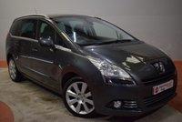 2012 PEUGEOT 5008 1.6 HDI ALLURE 5 Door Hatchback 112 BHP £6990.00