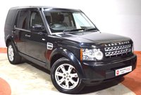 2011 LAND ROVER DISCOVERY 4 3.0 SDV6 GS AUTO 7 Seater Leather 245 BHP £15490.00
