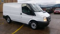 2012 FORD TRANSIT 2.2 300 LR 1d 99 BHP 1 OWNER XBT  FREE 12 MONTHS WARRANTY COVER // £4490.00