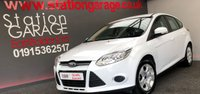 USED 2011 11 FORD FOCUS 1.6 ZETEC EDGE 5d 104 BHP , DAB , BLUETOOTH STUNNING LOOKING CAR IN WHITE, DRIVES AS NEW