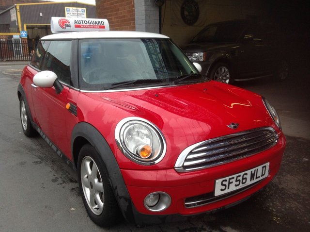 2007 56 MINI HATCH COOPER 1.6 COOPER